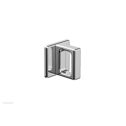 MIX Volume Control/Diverter Trim - Ring Handle 290-37 - Polished Chrome