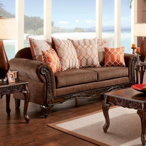 Furniture of America - Bechet Sofa