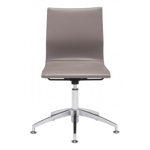 Zuo Modern - Glider Conference Chair Taupe