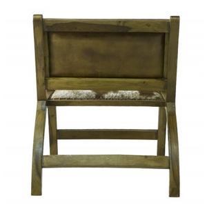 Lela Leather Armchair