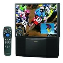 """See Details - 51"""" Diagonal Stereo Projection Television"""