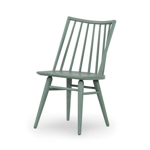 Sage Green Finish Lewis Windsor Chair