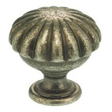 Product Image - Classic Cabinet Knob in VI (Vintage Iron, Lacquered)