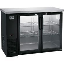 "View Product - Refrigeration Equipment Bar Equipment 2-glass door Refrigerator, 11.8 cu.ft, 48"""
