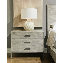 See Details - Cameron Large Nightstand - Raw Silk