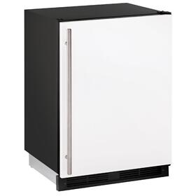 "24"" Refrigerator/ice Maker With White Solid Finish, No (115 V/60 Hz Volts /60 Hz Hz)"