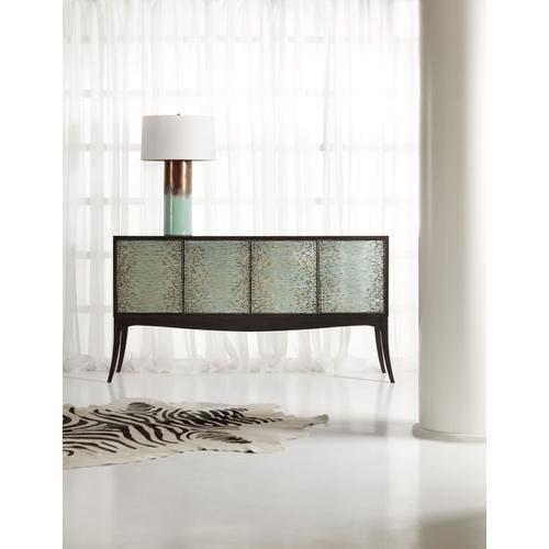 Living Room Melange Elodie Four-Door Credenza