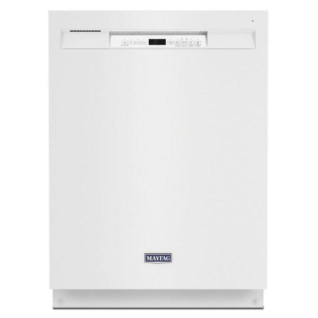 Maytag Stainless steel tub dishwasher with Dual Power filtration