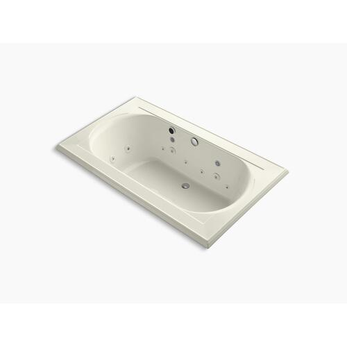 """Biscuit 72"""" X 42"""" Drop-in Effervescence + Whirlpool With Spa Package"""