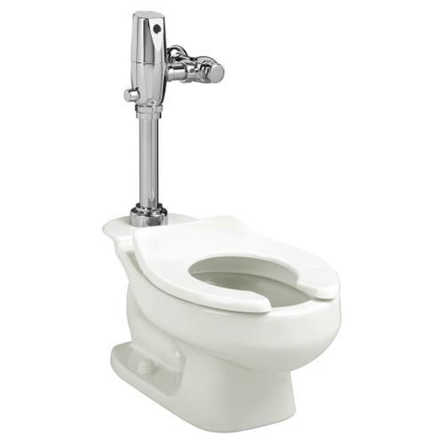 American Standard - Baby Devoro FloWise Universal Flushometer Kids Toilet - White