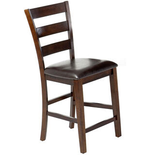 Kona Ladder Stool  Raisin