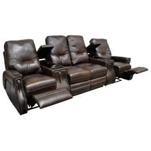 See Details - Ride Reclining Sofa