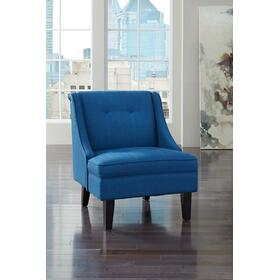 Clarinda Accent Chair Blue
