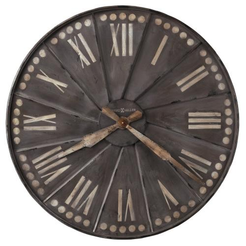 Howard Miller Stockard Oversized Metal Wall Clock 625630