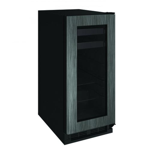 "1215bev 15"" Beverage Center With Integrated Frame Finish (115 V/60 Hz Volts /60 Hz Hz)"
