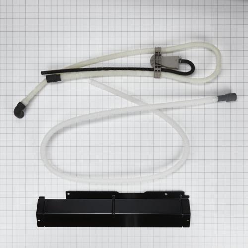 Whirlpool - Dishwasher Converter Kit, Black