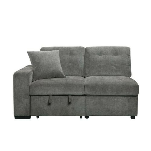 Gallery - Left Side 2-Seater with Pull-out Ottoman and 1 Pillow