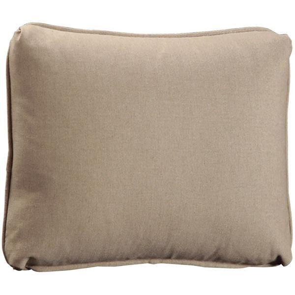 "See Details - Throw Pillows Knife Edge Kidney w/welt (16"" x 20"")"