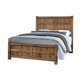 Queen Board & Batten Bed