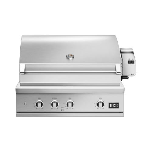"""DCS - 36"""" Grill, Rotisserie and Charcoal, Lp Gas"""