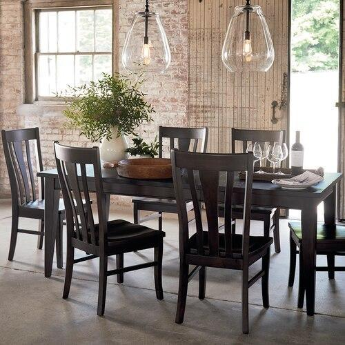 Provisions Contemporary Leg Dining Table