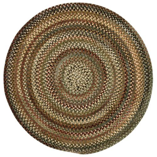 """Capel Rugs - Cambridge New Leaf - Oval - 11'4"""" x 14'4"""""""