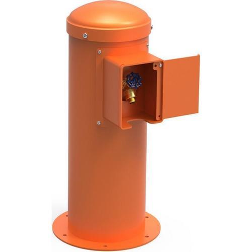 Elkay - Elkay Yard Hydrant with Locking Hose Bib Non-Filtered, Non-Refrigerated Orange