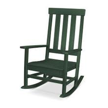 View Product - Prescott Porch Rocking Chair in Green