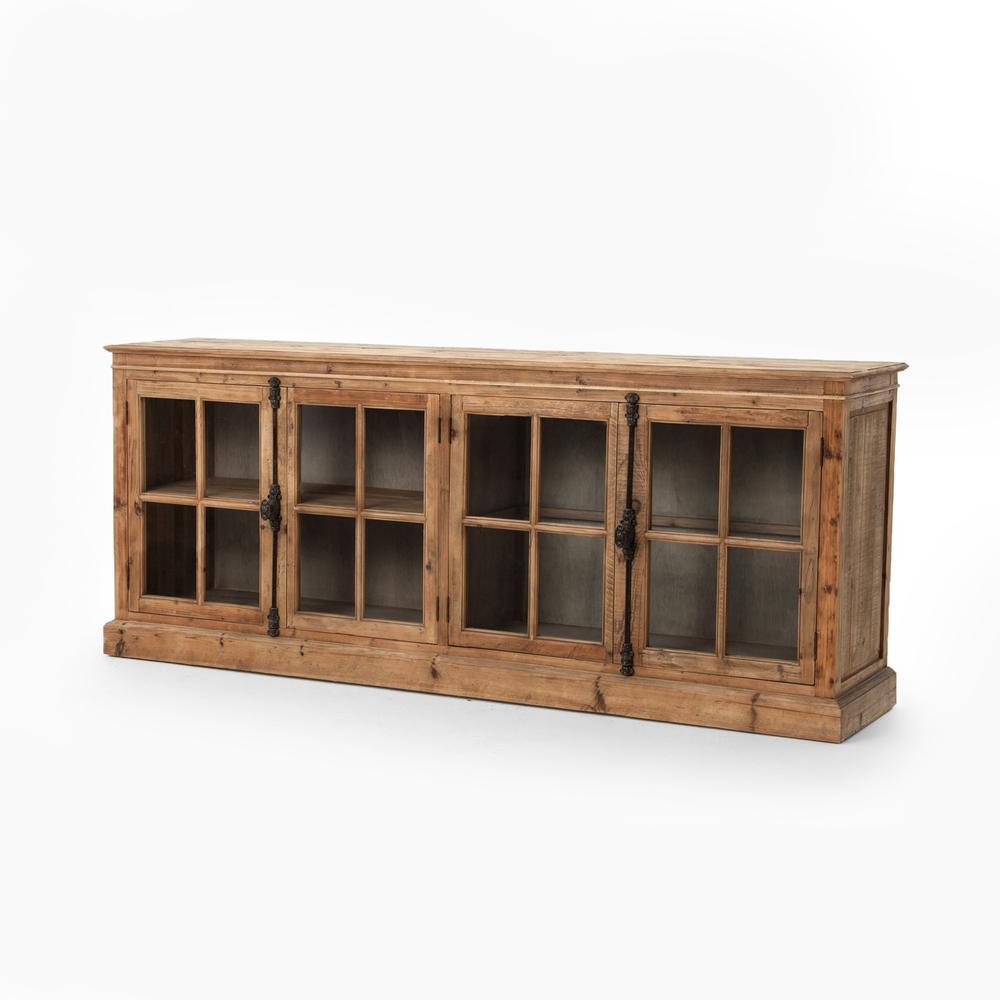 See Details - Monaco Sideboard-bleached Pine