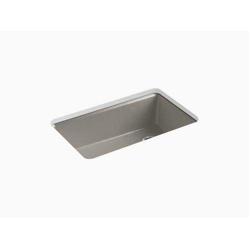 """Cashmere 33"""" X 22"""" X 9-5/8"""" Undermount Single-bowl Workstation Kitchen Sink With Accessories"""