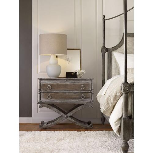 Bedroom True Vintage Nightstand