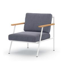 Faye Navy Cover Aroba Outdoor Chair