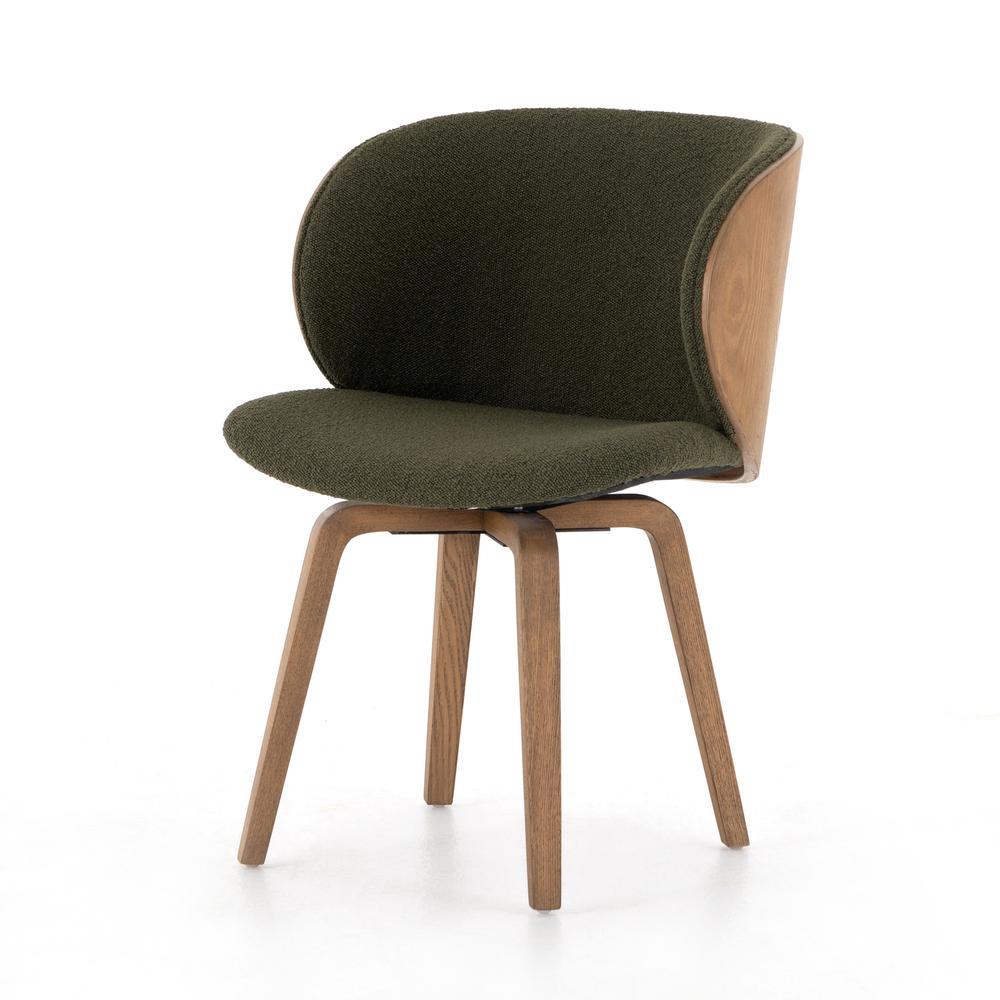 Copenhagen Emerald Cover Tera Desk Chair