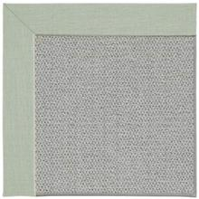 """Inspire-Silver Rave Spearmint - Rectangle - 18"""" x 18"""""""