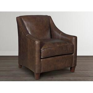 Corinna Leather Accent Chair