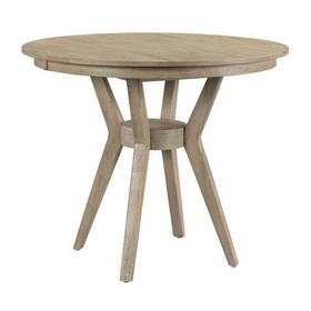 """The Nook 44"""" Round Counter Height Dining Table"""