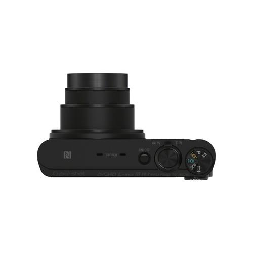 Sony - WX350 Compact Camera with 20x Optical Zoom