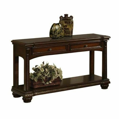 ACME Anondale Sofa Table - 10324 - Cherry
