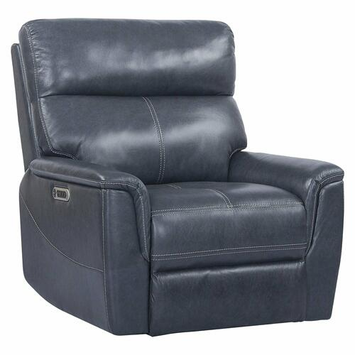 REED - INDIGO Power Recliner