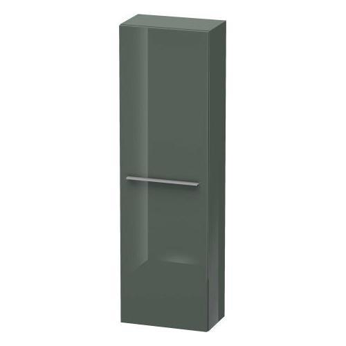 Duravit - Semi-tall Cabinet, Dolomiti Gray High Gloss (lacquer)