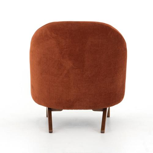 Dorsett Rust Cover Georgia Chair
