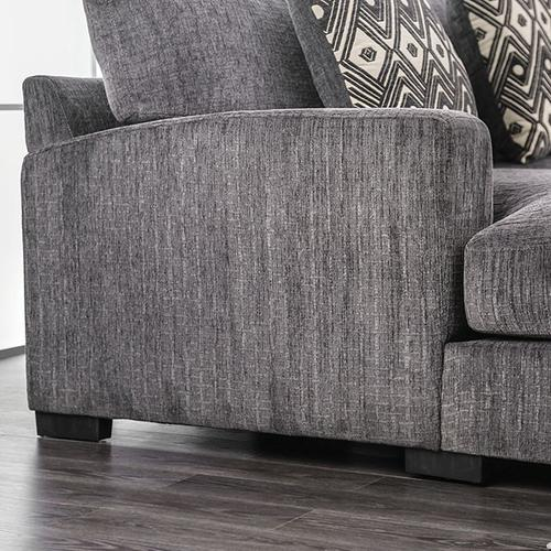 Kaylee L-Sectional w/ Right Chaise