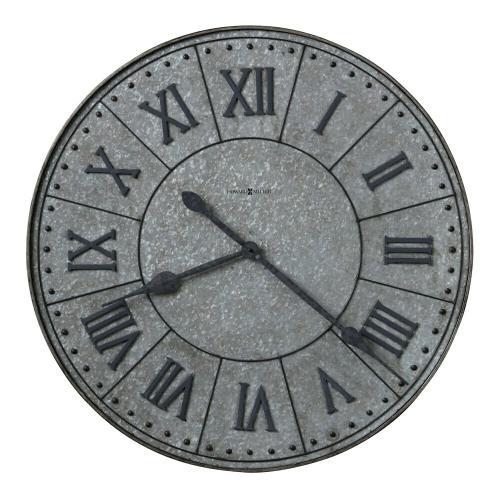 Howard Miller Manzine Metal Oversized Wall Clock 625624