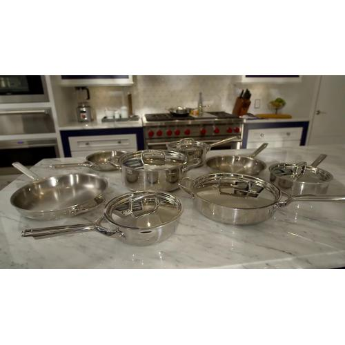 5 Quart Chef Pan with Lid 5 Quart Chef Pan with Lid
