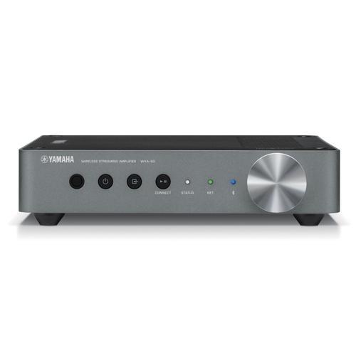 WXA-50 Dark Silver MusicCast Wireless Streaming Amplifier
