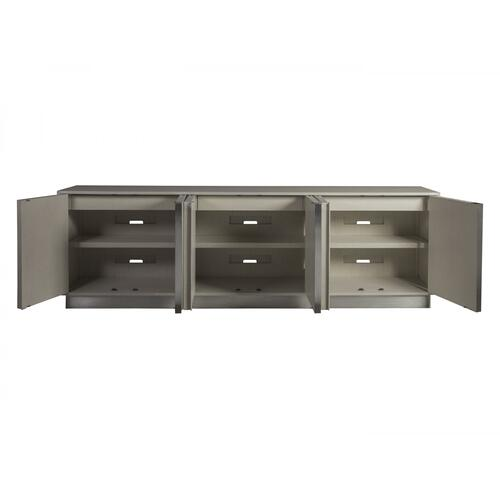 Gradient Long Media Console