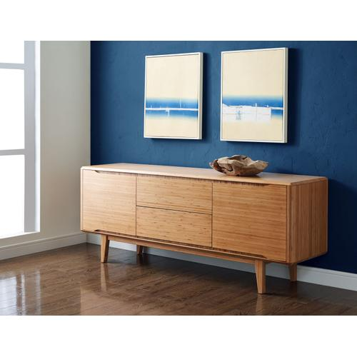 Currant Sideboard, Caramelized
