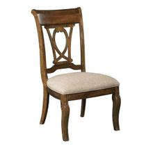 View Product - Portolone Harp Back Side Chair