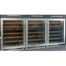 "View Product - Sub-Zero 42""SS Wine Storage - Left Hinge"