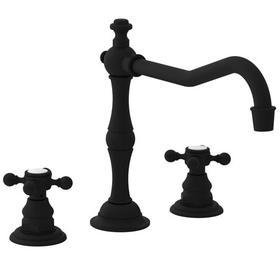 Flat Black Kitchen Faucet